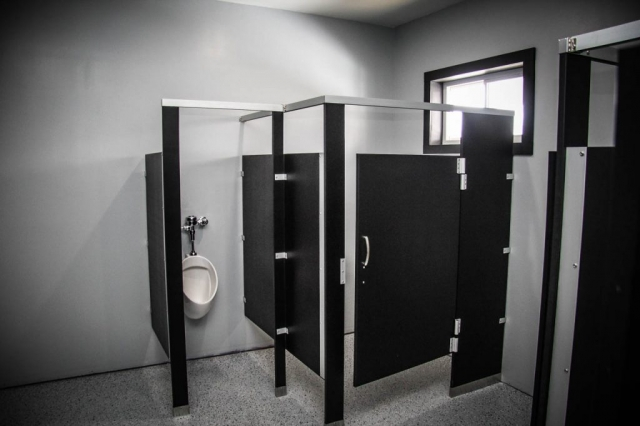 Osceola Ski & Sport Resort: Men's Room