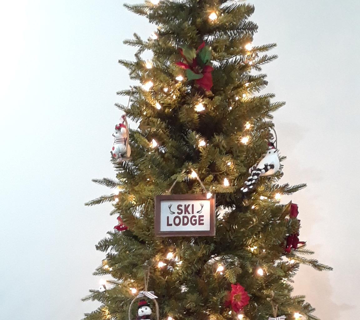 Osceola Ski & Sport Resort Christmas Tree