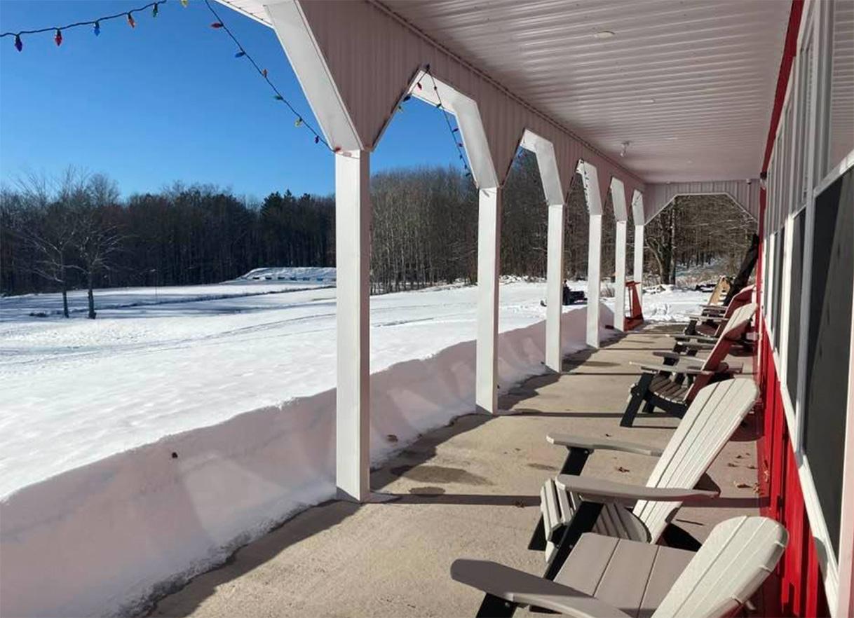 Osceola Ski and Sport Resort Opening Day